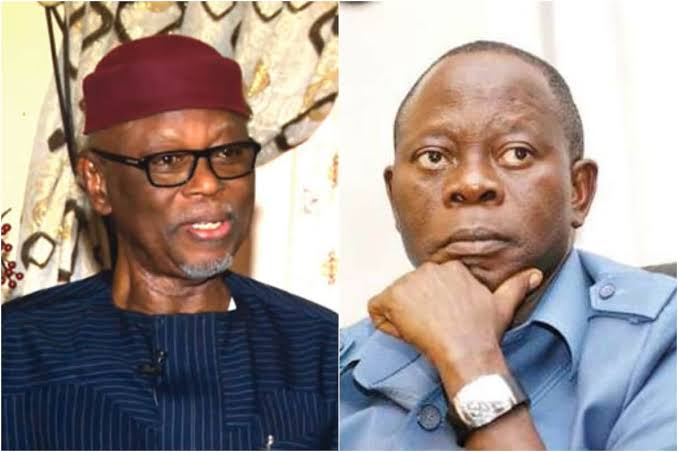 "Oyegun describes Edo APC crisis as ""tragic and unfortunate"""