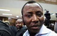 Omoyele Sowore re-arrested in court hours after his release