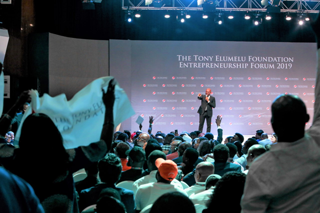 Breaking News: Tony Elumelu Foundation to Open Applications for the 2020 TEF Entrepreneurship Programme on January 1, 2020