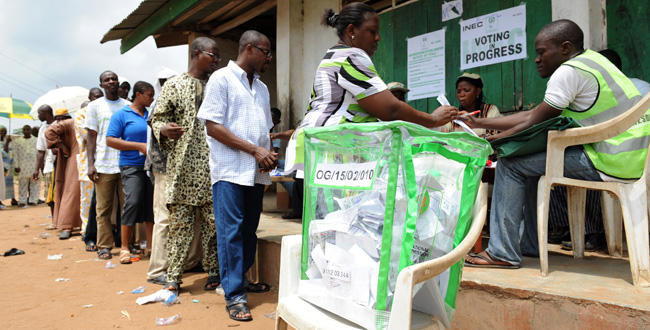 Enugu LG election holds Feb. 29