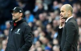 Saturday Premier League: Manchester City say No longer realistic talking of catching up Liverpool - Pep Guardiola