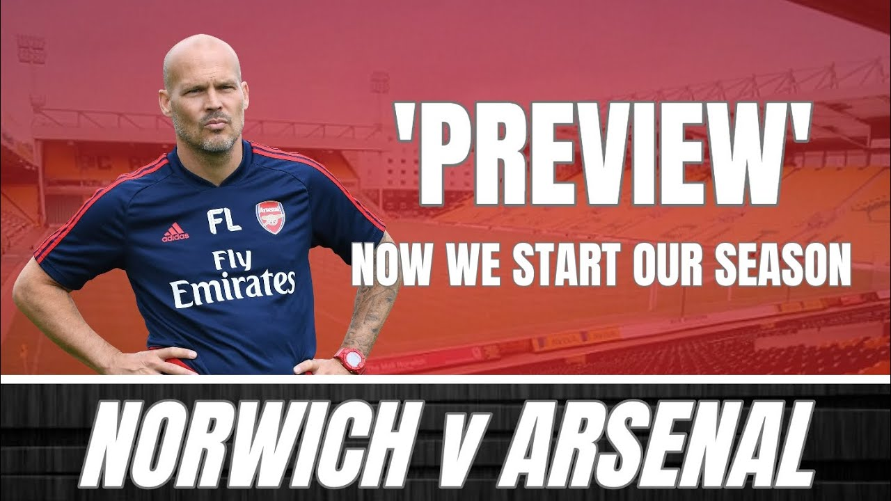 Sunday Premier League: Norwich vs Arsenal (14:00) + All the Matches