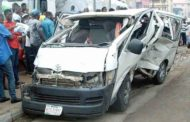 Road accident claims 4 A'Ibom Newspapers coy staff members