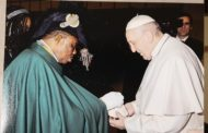 OBIANO'S PAPAL KNIGHTHOOD IN PICTURES