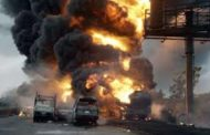 Another petrol tanker burns in Onitsha