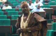 Nigerian MP presents his four wives and 27 children to the House