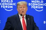 WEF Davos: Trump decries climate 'prophets of doom' with Thunberg in audience