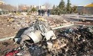 Iran admits 'unintentionally' shooting down Ukranian plane that killed 176 people