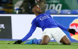 FA Cup: Ihenacho's lone strike sees Leicester City through to fourth round
