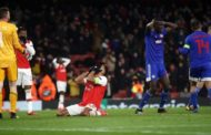 Pierre-Emerick Aubameyang's Surprise Penalty miss sends Arsenal out of Europa League