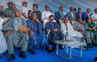 Osinbajo, OBJ, Jonathan, Govs attend funeral of Gov. Udom's father