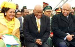 Lesotho's Prime Minister Thomas Thabane to be charged with murdering his wife