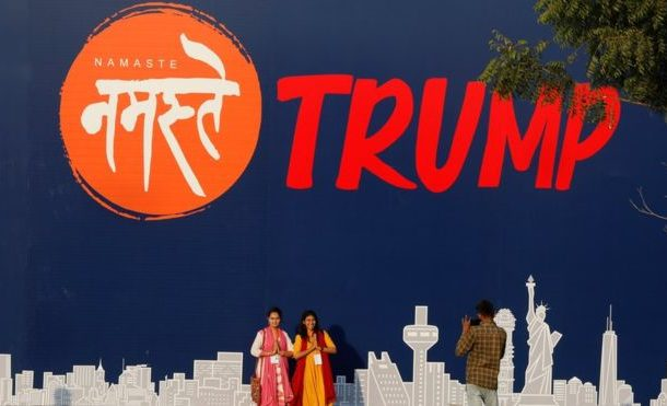 What Donald Trump gets out of his trip to India