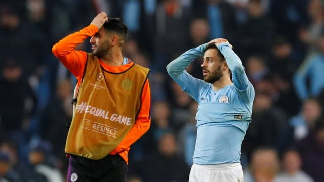 UEFA bans Man City from European competitions for 2 seasons
