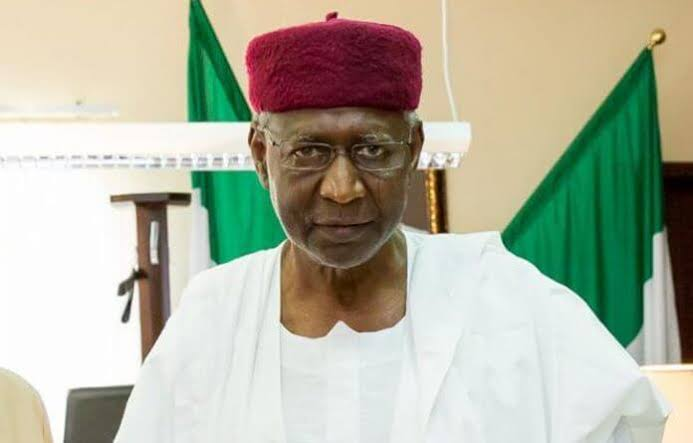 Buhari's Chief of Staff Abba Kyari goes into self-isolation  after testing positive for COVID-19, his aides advised to do same