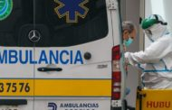 Spain's coronavirus death toll jumps 514 in 24 hours