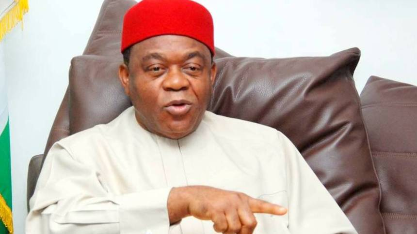 How I blew N38.8b security votes in eight years – Ex Gov. Theodore Orji