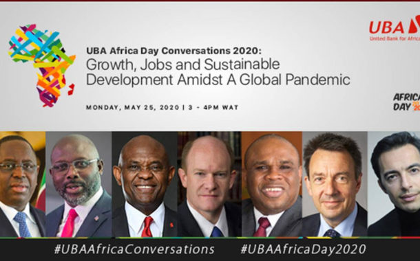 Post Covid-19: Global Leaders at UBA Africa Day Conversations Seek Path To Economic Recovery