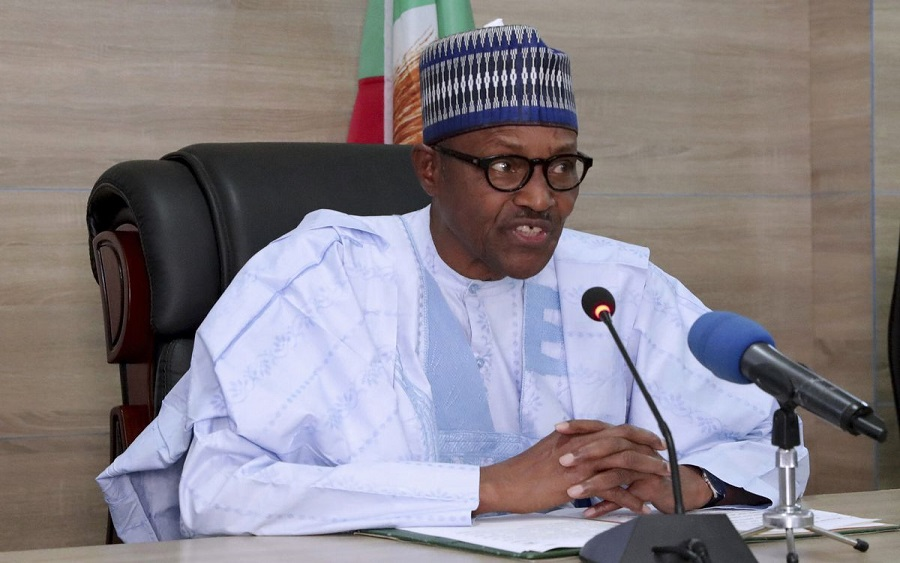Full text of Today's Democracy Day speech by President Muhammadu Buhari's