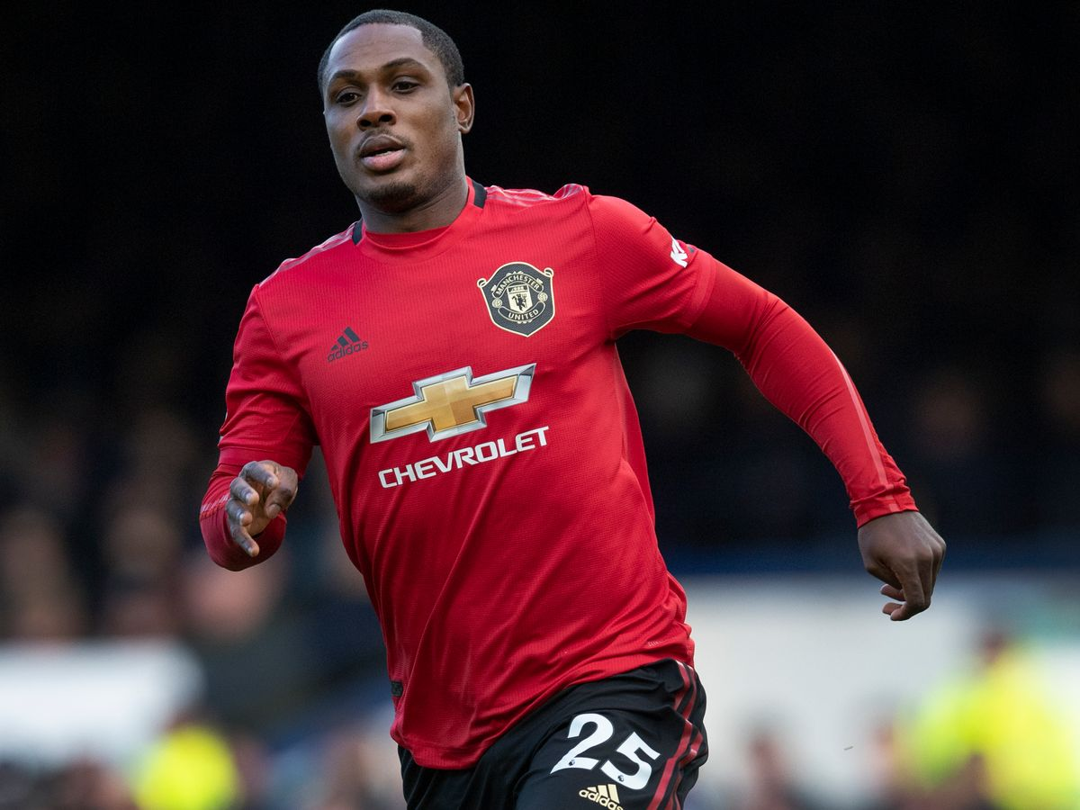 Odion Ighalo: Manchester United extend striker's loan to January