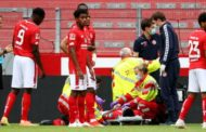Liverpool winger Taiwo Awoniyi taken to hospital after suffering concussion