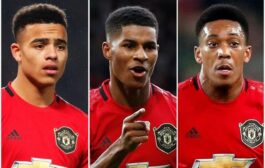 Man Utd: Mason Greenwood, Marcus Rashford and Anthony Martial's rise to form