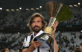 Juventus appoint Andrea Pirlo to replace Maurizio Sarri