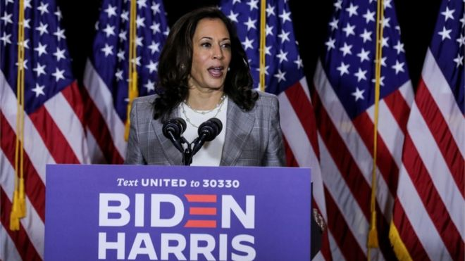 Racism in America: Trump stokes 'birther' conspiracy theory about Kamala Harris