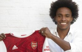 Willian: Chelsea former midfielder moves to Arsenal on free transfer