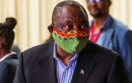Ramaphosa warns 'hyenas' stealing Covid-19 funds