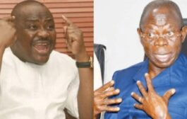 Governor Wike alleges APC plotting to impeach Godwin Obaseki