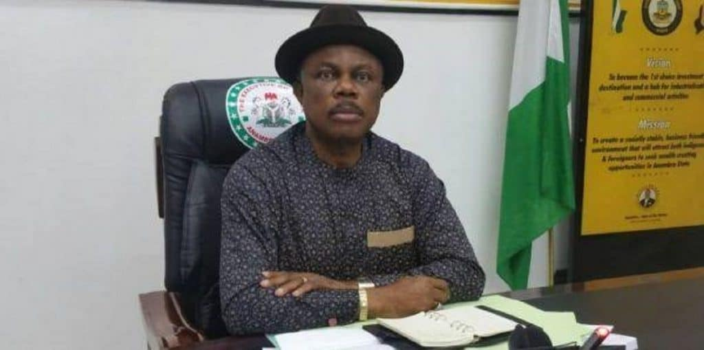 Obiano vs traditional rulers: Lawmakers back Obiano, declare Enugu-Onitsha road abandoned
