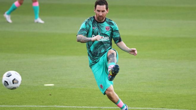 Lionel Messi wins nine-year fight to trademark his surname