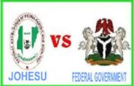 JOHESU issues seven-day warning strike notice to Fed Govt