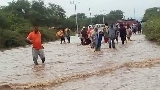 'Heaviest rains in 100 years' affect 500,000 in Ethiopia