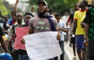 #ENDSARS protesters storm National Assembly