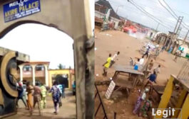 Hoodlums engage soldiers in Ikire, Osun