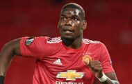 Manchester United midfielder Paul Pogba hopes to one day play for Real Madrid