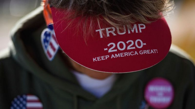 US election 2020: Fact-checking Trump team's main fraud claims
