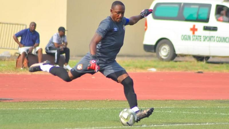 Dele Aiyenugba: Nigerian stopper says European clubs 'don't trust' African keepers