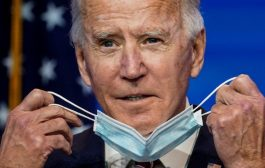 Covid: Biden to ask Americans to wear masks during his first 100 days