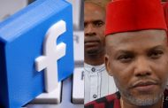 Facebook removes Nnamdi Kanu's account